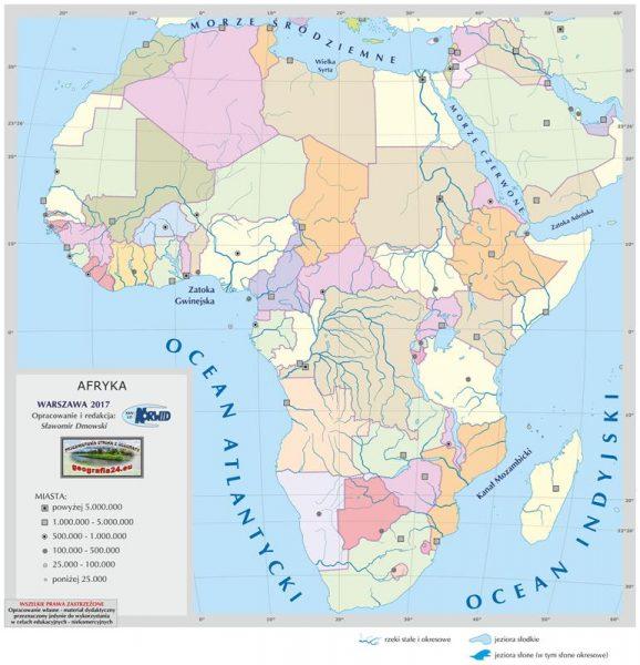 konturowa polityczna Afryka (1)(1) (Copy)