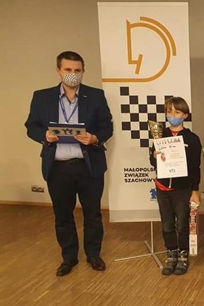 Kisiel Wiktor szachy 2