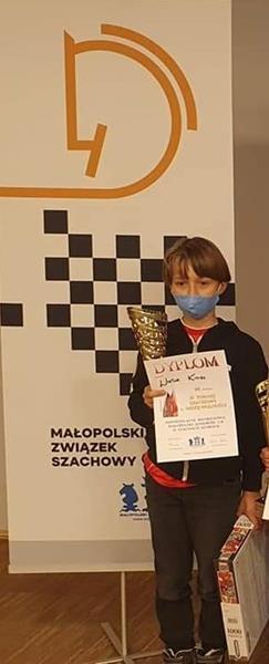 Kisiel Wiktor szachy
